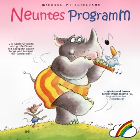 "CD: ""Neuntes Programm"" (Michael Frielinghaus)"