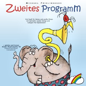 "CD: ""Zweites Programm"" (Michael Frielinghaus)"