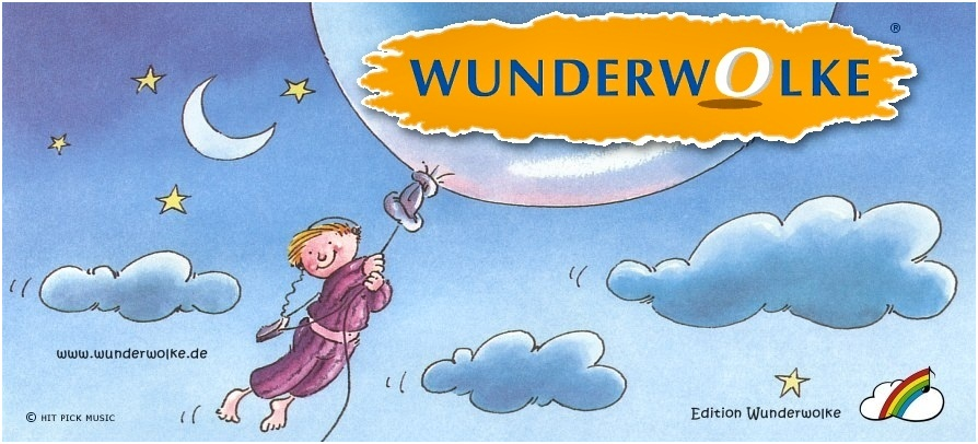 Das WUNDERWOLKE� Musikportal pr�sentiert: Coole Songs � Viel Spa� � CDs � WebRadio � Comicorello.TV Kinderkanal � SongGalerie � BilderBuchMusik � Panorama-CDs � Online-Shop � Alle Musikprojekte von und mit WUNDERWOLKE� � Popmusik f�r Kinder